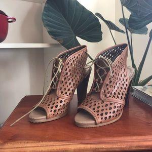 Loft Leather Sandals